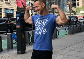 Mike 'The Situation' Sorrentino Teams Up With The State Of New Jersey For COVID-19 PSA