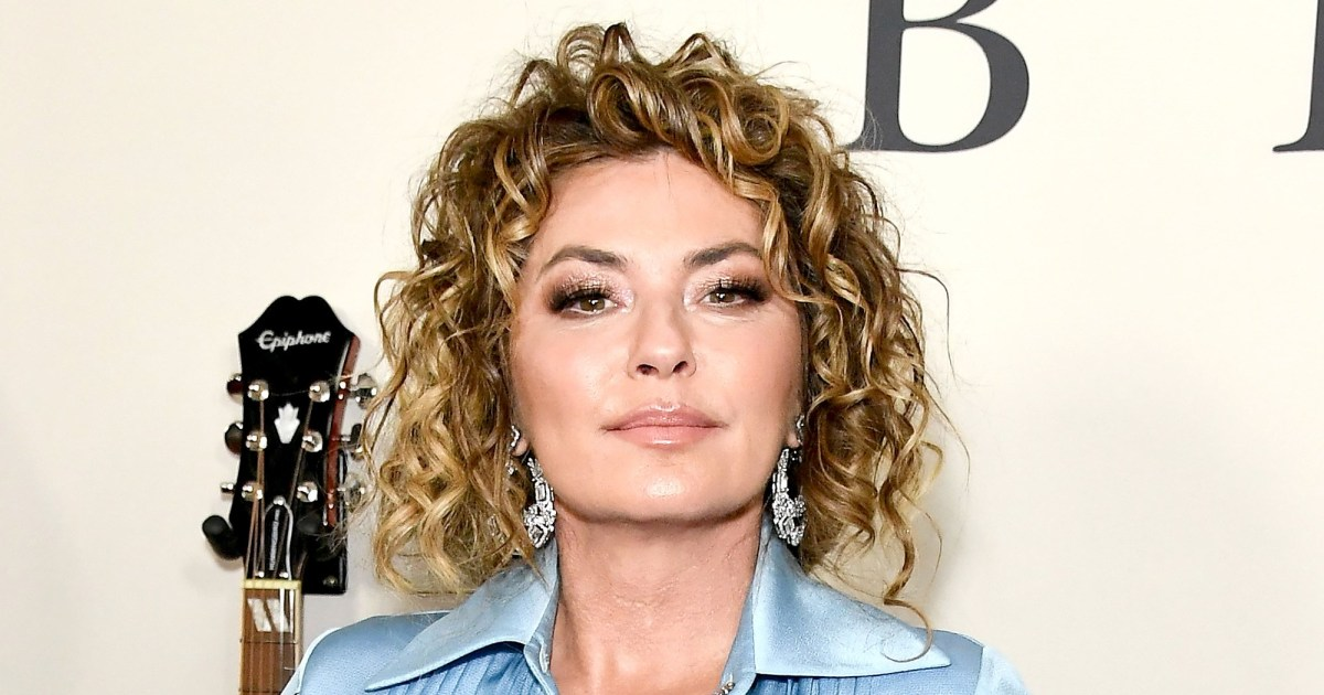 Shania Twain Admits 'Aging Is a Battle You Can't Win'