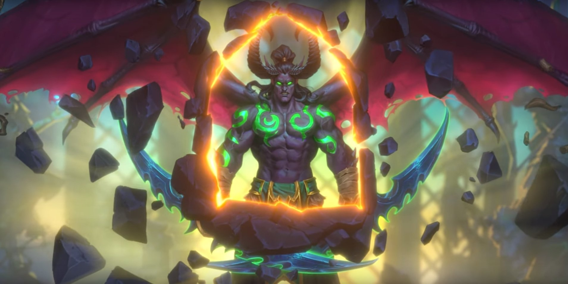 Hearthstone Top Decks Adds All Ashes Of Outland Cards To Their Website