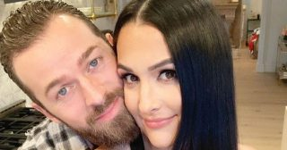 Nikki Bella, Artem Chigvintsev 'Flip the Switch' in Baby Bump TikTok Video
