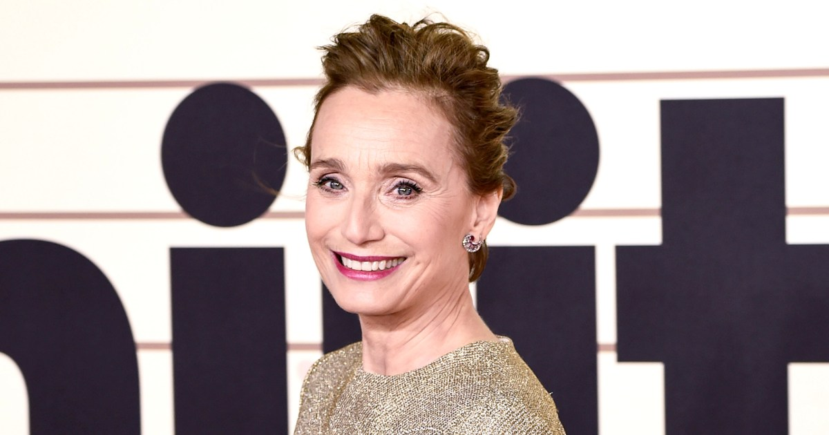 Kristin Scott Thomas: 25 Things You Don't Know About Me!