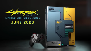 Cyberpunk 2077 Themed Limited Edition Xbox One X Release Date And Trailer Breakdown
