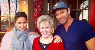 Harry Connick Jr.'s Mother-in-Law Glenna Goodacre Dies at 80