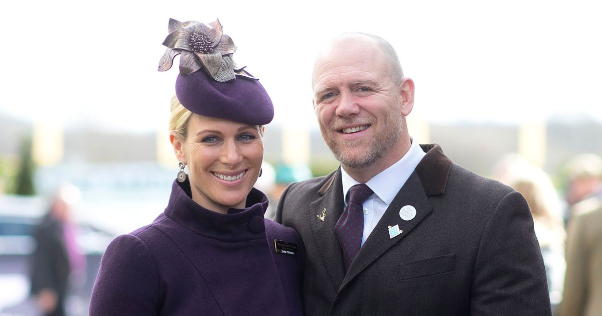 Zara and Mike Tindall Post Rare Selfie While Supporting Healthcare Workers