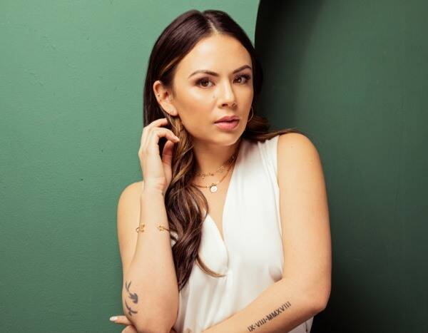 Janel Parrish's Jewelry Collection Will Have You Spreading Good Energy