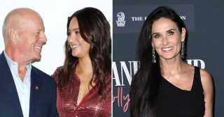 Bruce Willis' Wife Reacts to Him Isolating With Demi Moore: 'Love and Miss You'
