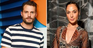 Yikes! Jamie Dornan Got 'Dragged' Into Joining Gal Gadot's 'Imagine' Video