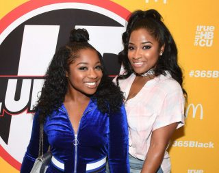 Toya Johnson Recalls The Promo For Her And Reginae Carter's First Book – Check Out The Book Sale!