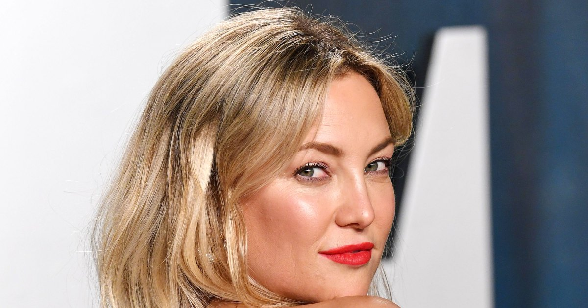 Kate Hudson's 'Heart Burst' After Surprise Birthday Parade in Quarantine