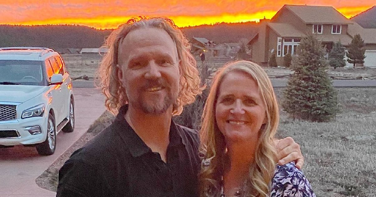 How Sister Wives' Christine Brown, Kody Brown Celebrated Anniversary in Quarantine