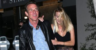 Dennis Quaid Thinks Quarantine Is the 'Best Pre-Marriage Training'