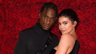 KUWK: Kylie Jenner And Travis Scott Reunite For Family Easter At Momager Kris Jenner's House!