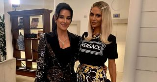'RHOBH' Star Kyle Richards Responds to Dorit Kemsley's Fashion Show Shade