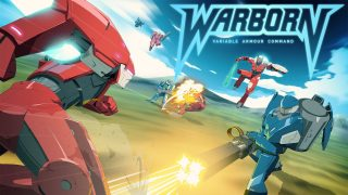 Raredrop Games Announces Release Date For Warborn: Variable Armour Command