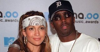 Jennifer Lopez Dances With Ex Diddy in Online Coronavirus Fundraiser