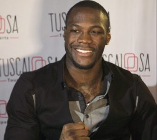 Deontay Wilder Knocks Out Dominic Breazeale In Round 1 And Retains The Heavyweight Title