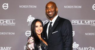 Vanessa Bryant Wishes Her 'King' Kobe Bryant Happy 19th Wedding Anniversary