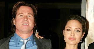 Val Kilmer Recalls How He 'Couldn't Wait to Kiss' Costar Angelina Jolie