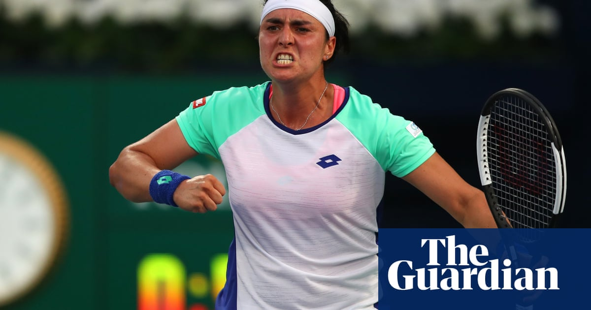 'I was called a big mouth': Ons Jabeur, Tunisia's tennis trailblazer