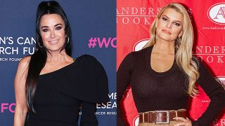 Kyle Richards Invites Jessica Simpson To Join The Cast Of RHOBH After Her Hilarious Post About Being 'Housewife Of The Year!'
