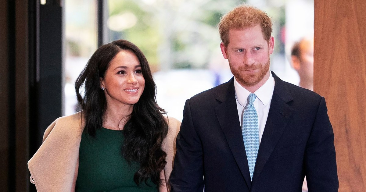 Harry and Meghan Plotting 'Summer or Fall Splash' As Rebrand Is Put on Hold