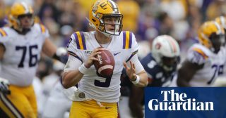 NFL 2020 mock draft: Joe Burrow is No1 but who are the sleeper picks?
