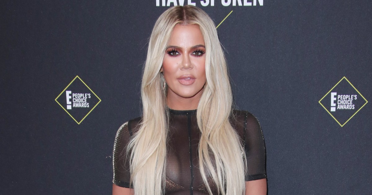 Khloe Kardashian Surprises Elderly Shoppers by Paying for Their Groceries