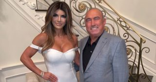 Teresa Giudice Says Goodbye to Late Father in Emotional Funeral Service