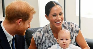 How Prince Harry and Meghan Markle Will Celebrate Archie's 1st Birthday