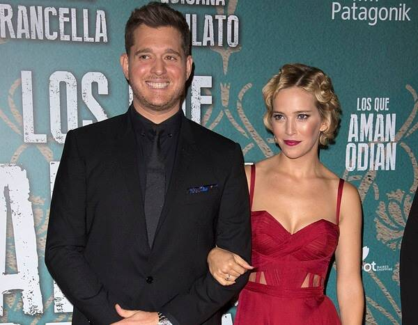 "Michael Buble's Rep Calls Online Concern for Luisana Lopilato a ""Failed Effort of Cyber Bullying"""