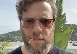 Seth Rogen Reveals He Has Smoked 'A Truly Ungodly Amount Of Weed' During Self-Quarantine