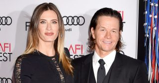 Mark Wahlberg Posts 1 of His First Photos With Wife Rhea