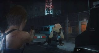 A New Resident Evil 3 Remake Mod Is Available That Switches Out Zombies For Dinosaurs