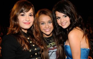 Demi Lovato Says She And Selena Gomez Are No Longer Friends – Miley Cyrus The Only One Out Of Her Old Disney Friends She Still Talks To!