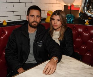 Sofia Richie And Scott Disick – Here's How The COVID-19 Quarantine Has Contributed To Them Solving Their Relationship Problems!