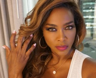 Kenya Moore Shares The Secrets To Having Such Great, Youthful Skin!
