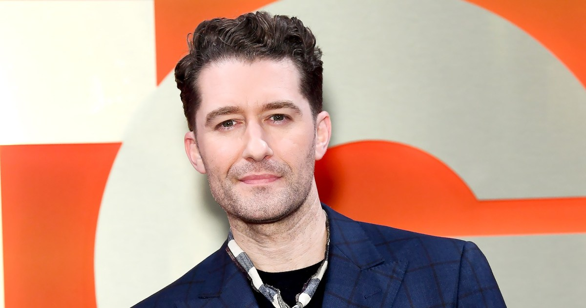Matthew Morrison: 25 Things You Don't Know About Me!