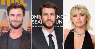 Did Chris Hemsworth Just Address Liam and Miley's Split?
