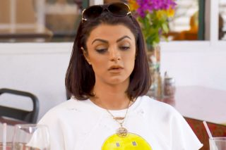 Golnesa GG Gharachedaghi Is Due In Weeks — Here's How Shahs Of Sunset Star Feels About Giving Birth During Coronavirus Pandemic And Being A Single Mom