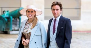 Princess Beatrice's May Wedding Officially Canceled Amid Pandemic