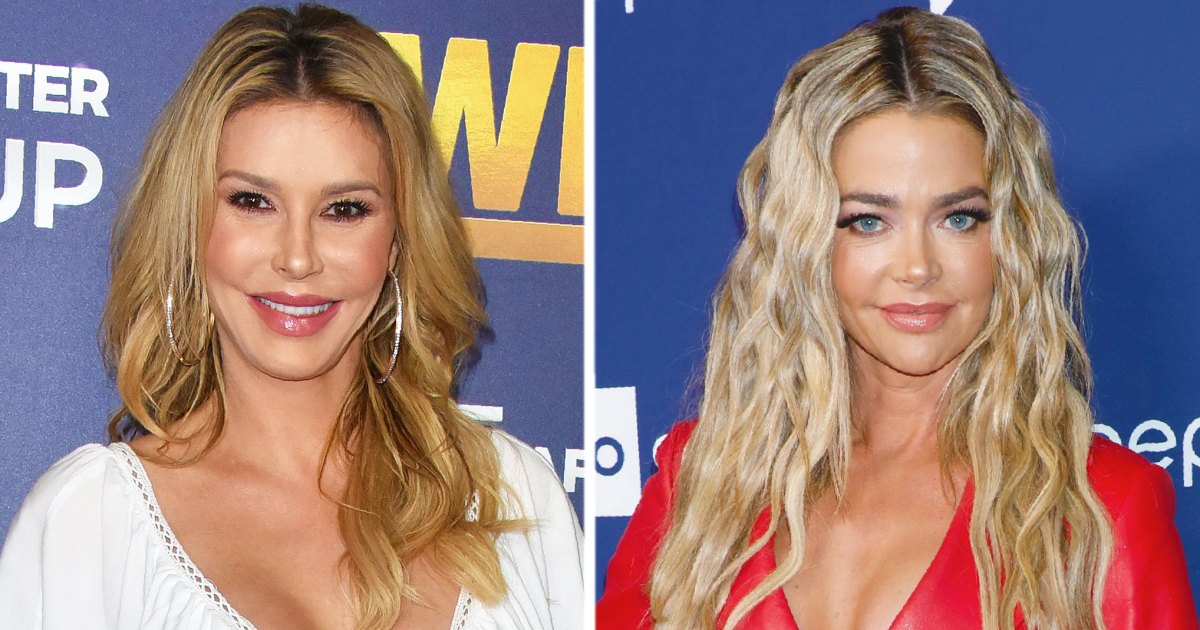 Brandi Glanville Makes NSFW Denise Richards Joke in Drunk Cameo