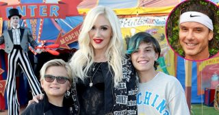 Gwen Stefani's 'Worried' About Her Kids' Schoolwork With Gavin Rossdale