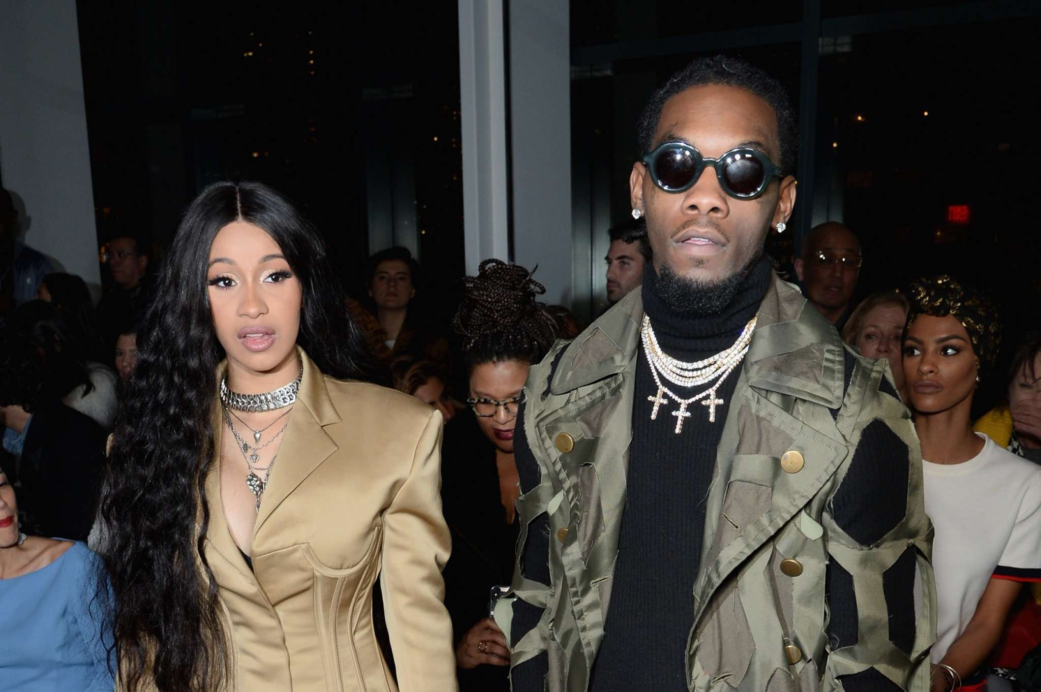 Offset Addresses New Cheating Accusations After Fans Catch Him Hiding Phone From Cardi B