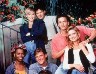 The Cast of Melrose Place Just Reunited For the First Time in 8 Years