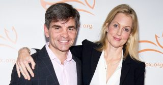 George Stephanopoulos Cheers On Ali Wentworth as She Recovers From Coronavirus