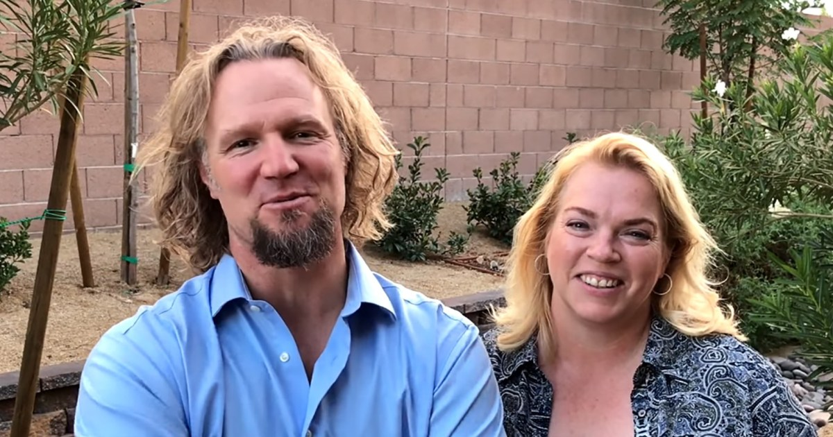 Sister Wives' Janelle Brown Wishes the Family 'Were All Under One Roof'