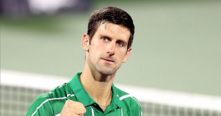 Tennis Star Novak Djokovic Is 'Opposed to Vaccination' for Coronavirus
