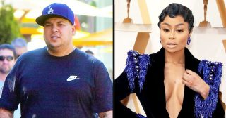 Rob Kardashian Claims Blac Chyna Pointed Gun at His Head During Fight