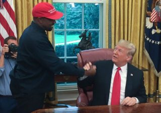 Kanye West Is Still A Donald Trump Supporter For The 2020 Election – Here's Why