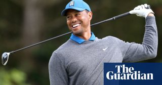 Tiger Woods sued by Florida man claiming he was pushed at tournament